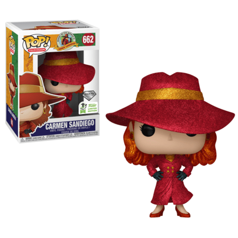 Carmen Sandiego (Diamond Collection) [ECCC]