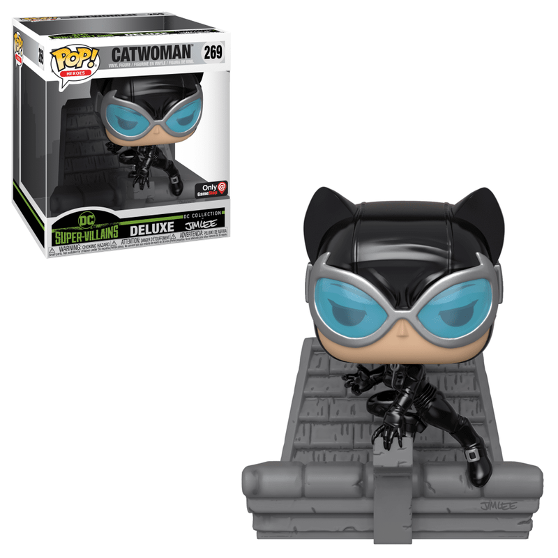 Catwoman (Jim Lee Deluxe)