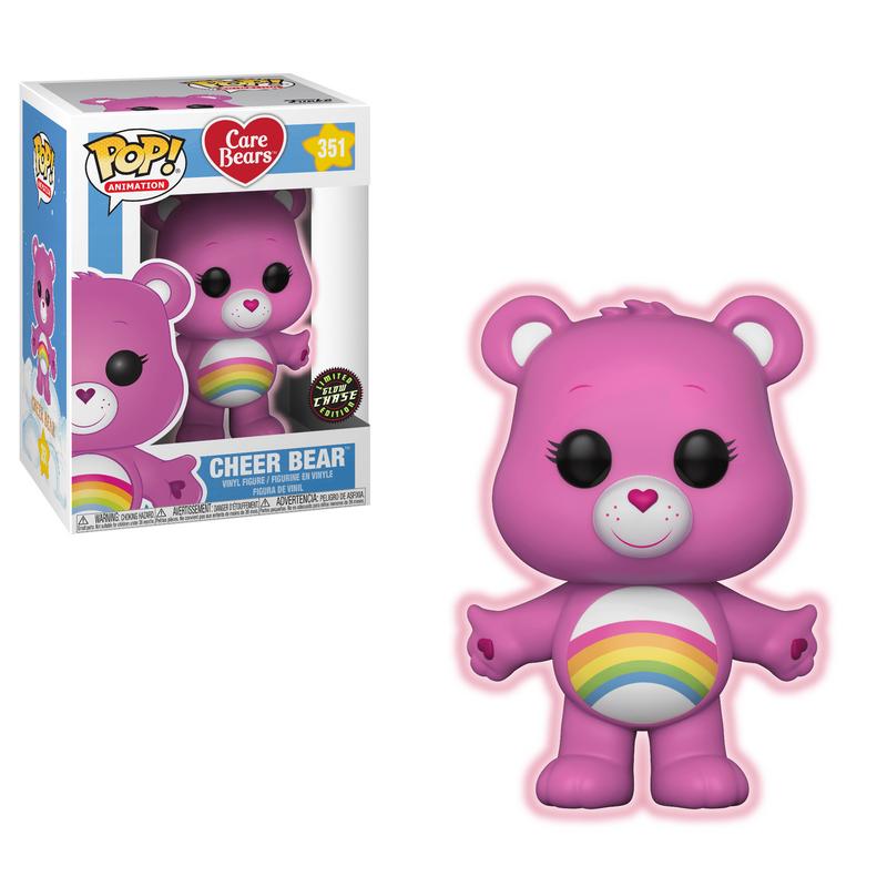 Cheer Bear (Glow in the Dark)