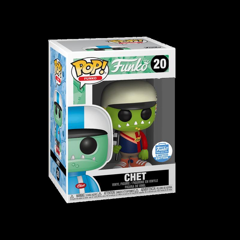 Chet (Green)