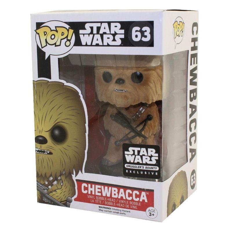 Chewbacca (The Force Awakens) (Flocked)