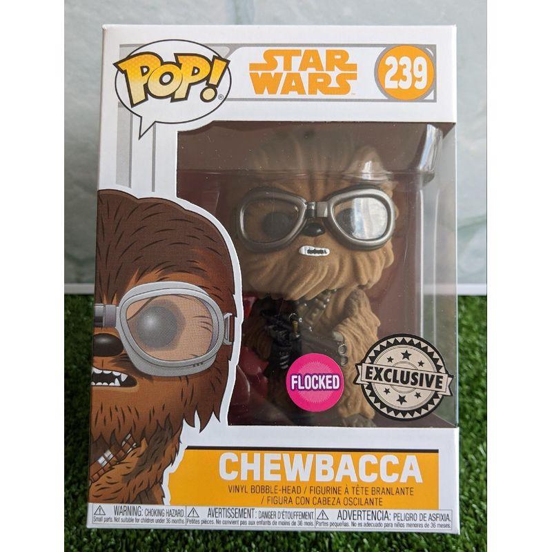 Chewbacca (Solo Movie) (Flocked) [MCM]