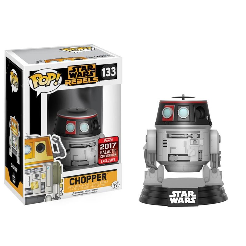 Chopper (Imperial Disguise) [Galactic Convention]