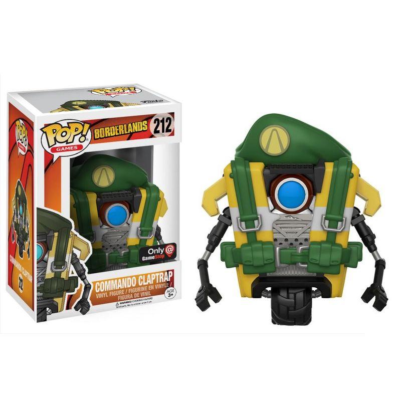 Commando Claptrap