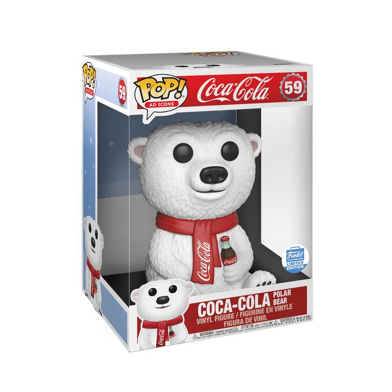 Coca-Cola Polar Bear (10 inch)
