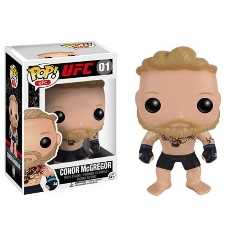 Conor McGregor (Black Shorts)