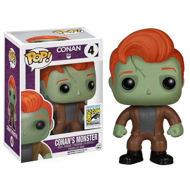 Conan's Monster
