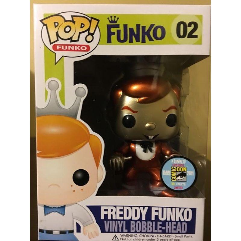 Count Chocula (Metallic) (Freddy Funko)
