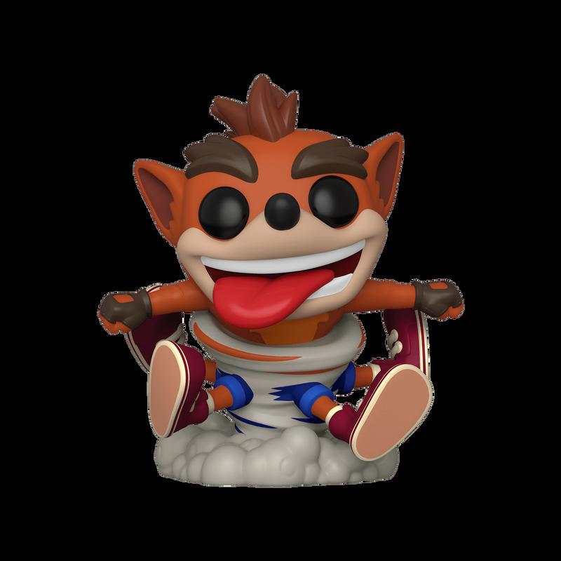 Crash Bandicoot (Spinning)