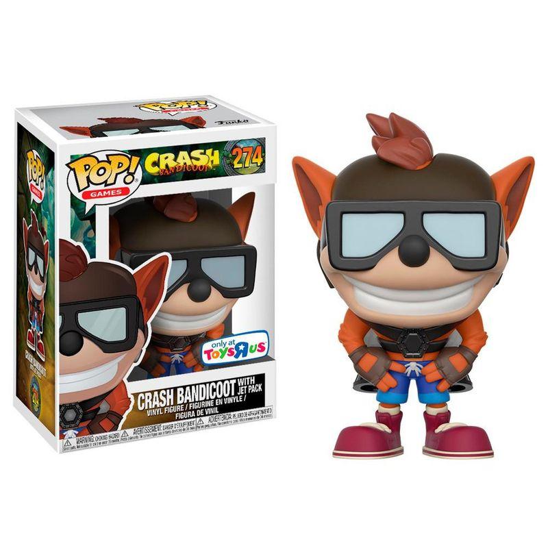 Crash Bandicoot (with Jet Pack)