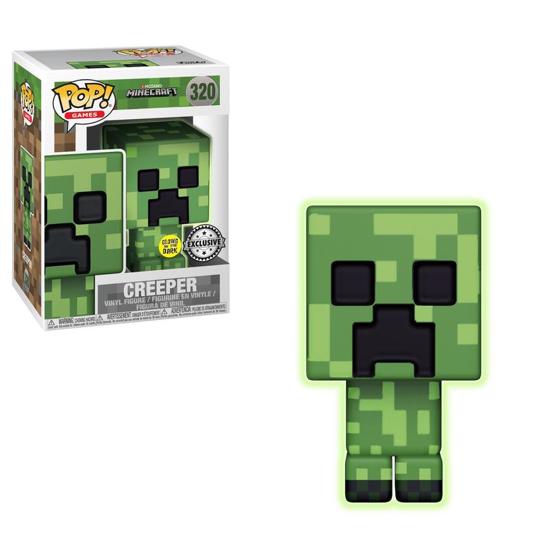 Creeper (Glow in the Dark)
