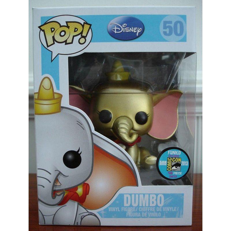 Dumbo (Gold)