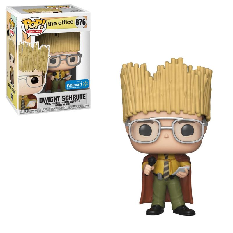Dwight Schrute (Hay King)