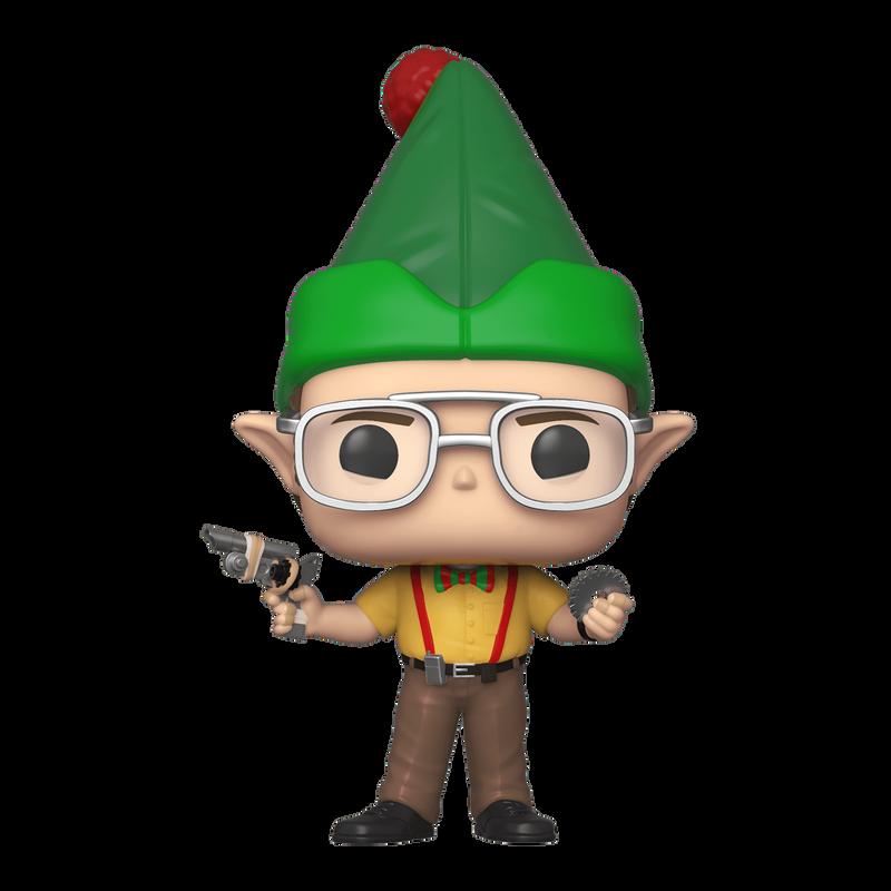 Dwight Schrute as Elf
