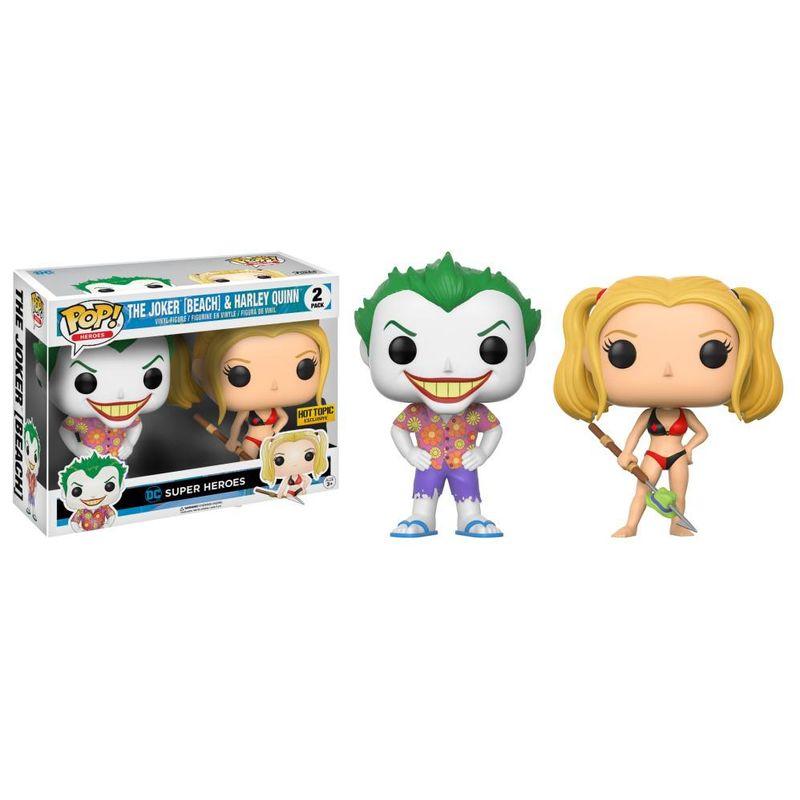 The Joker & Harley Quinn (Beach 2-Pack)