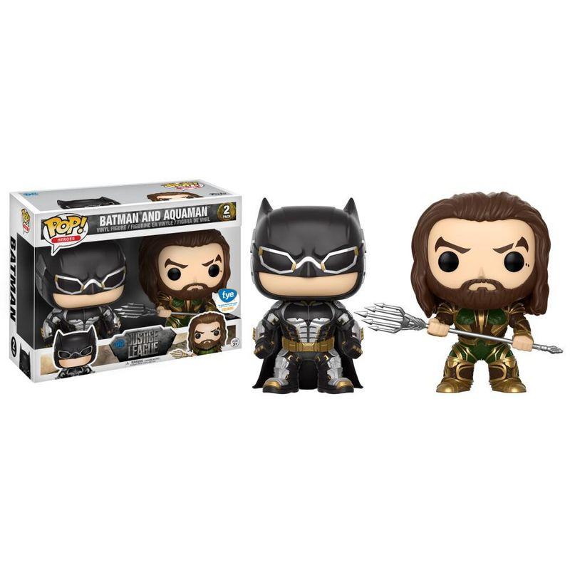 Batman and Aquaman (2-Pack)