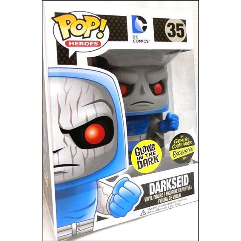 Darkseid (Glow in the Dark)