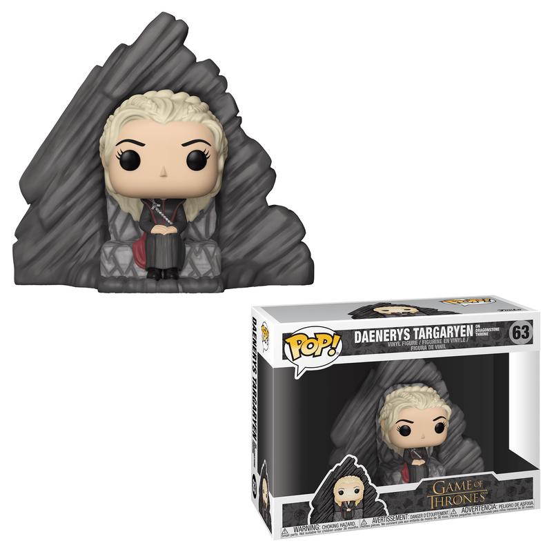 Daenerys Targaryen (Dragonstone Throne)