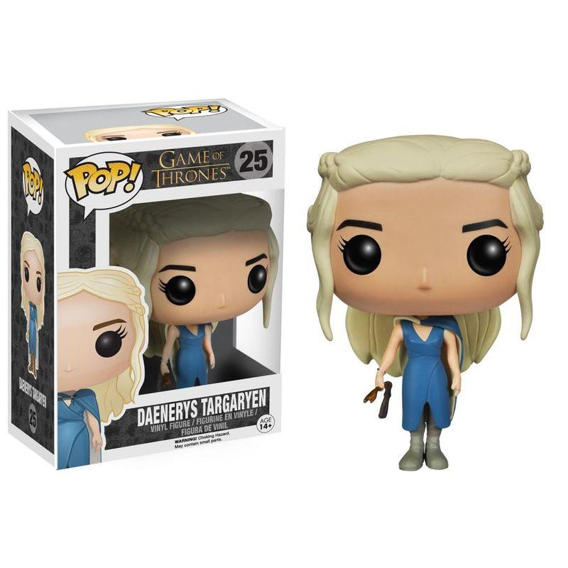 Daenerys Targaryen (Blue Dress)