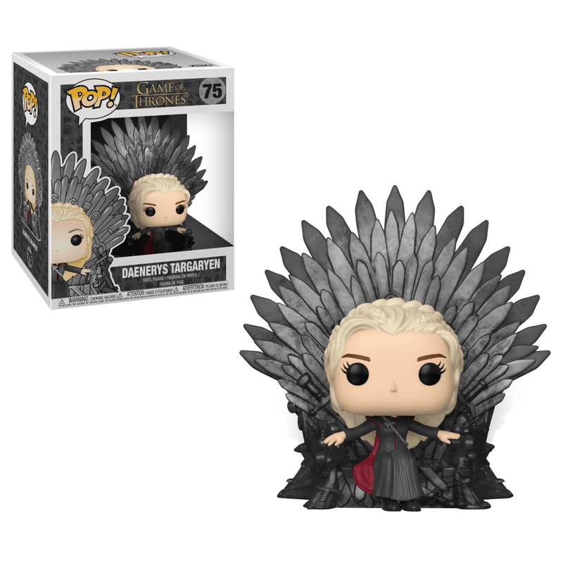 Daenerys Targaryen (Iron Throne)