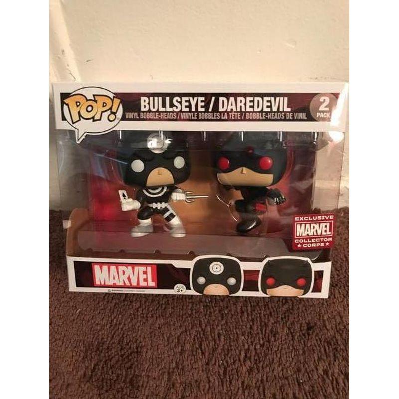 Bullseye & Daredevil (2-Pack)