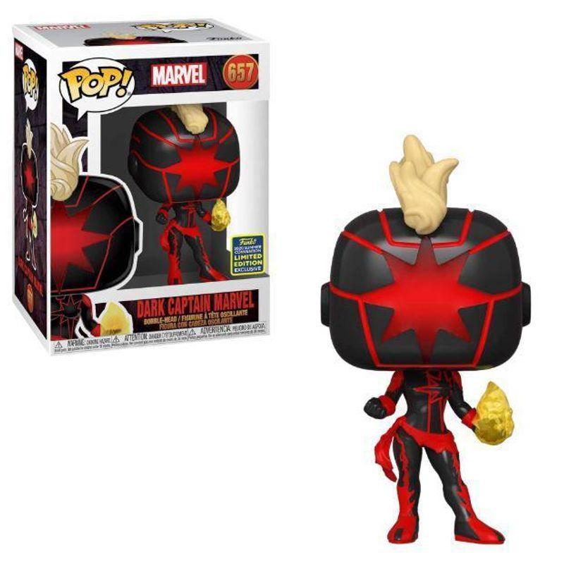 Dark Captain Marvel [Summer Convention]