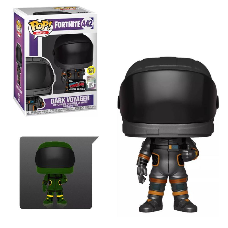 Dark Voyager (Glow in the Dark) [NYCC]