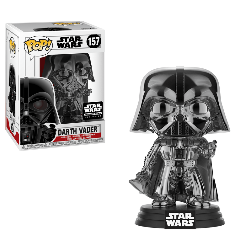 Darth Vader (Black Chrome)