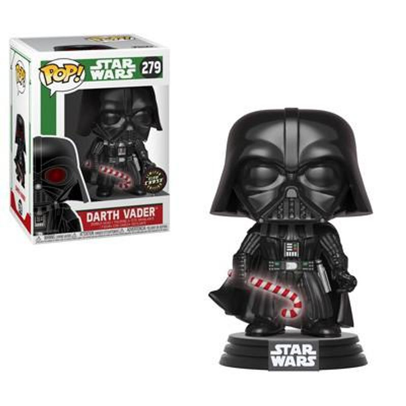 Darth Vader (Candy Cane) (Glow in the Dark)