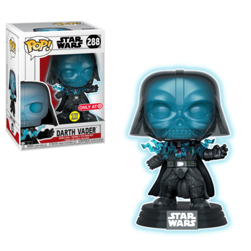 Darth Vader (Electrocuted) (Glow in the Dark)