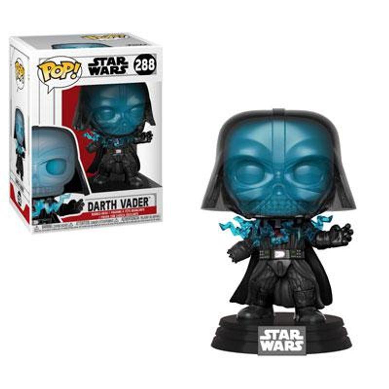 Darth Vader (Electrocuted)