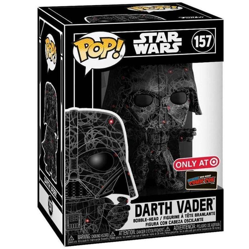 Darth Vader (Futura) [NYCC Debut]