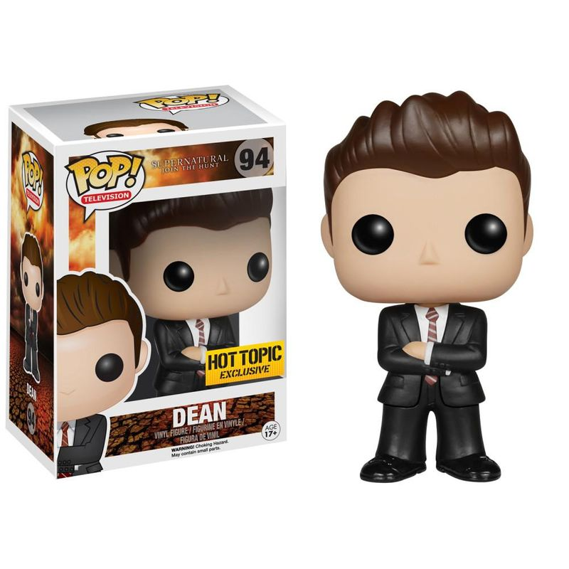 Dean Winchester (Undercover FBI)