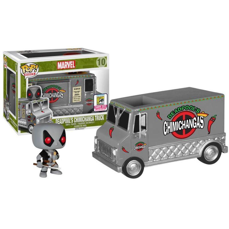 Deadpool's Chimichanga Truck (X-Force)
