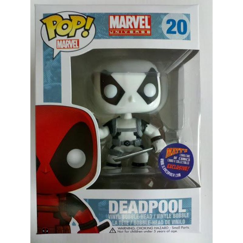 Deadpool (Black & White)