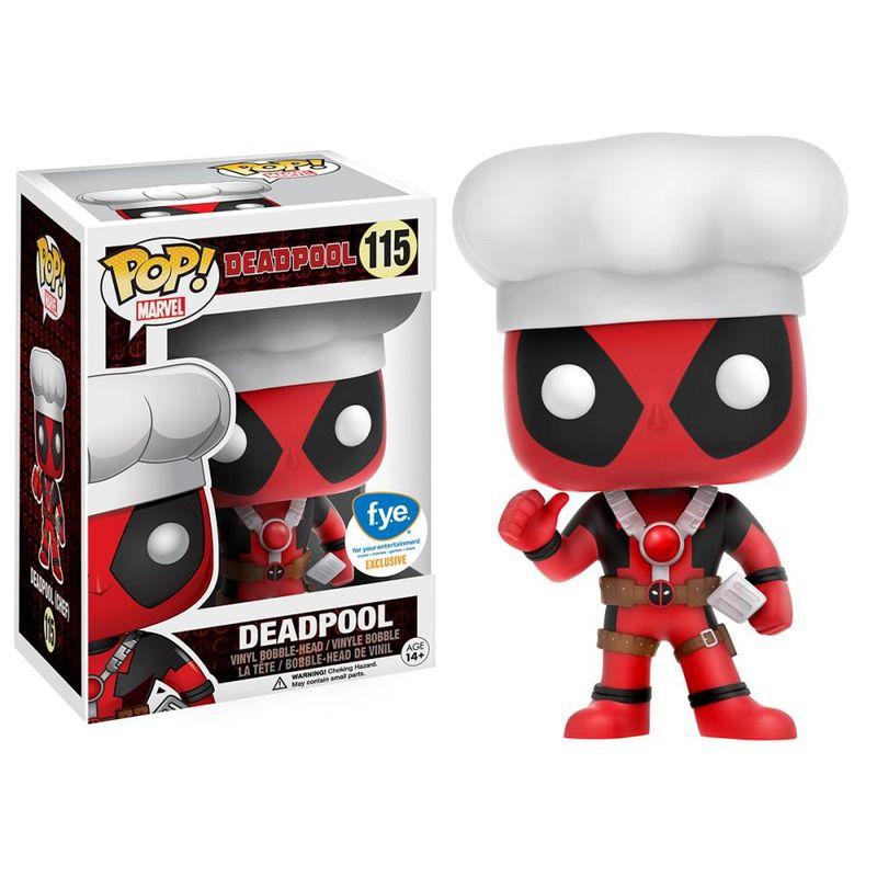Deadpool (Movie) (Chef)