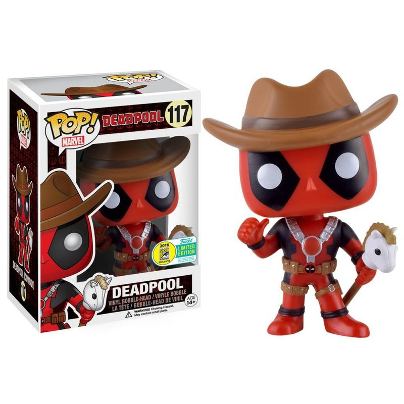 Deadpool (Movie) (Cowboy) [SDCC]