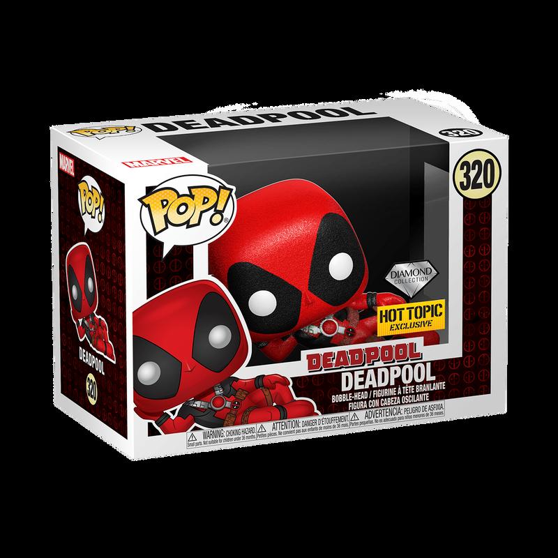 Deadpool (Diamon Glitter)