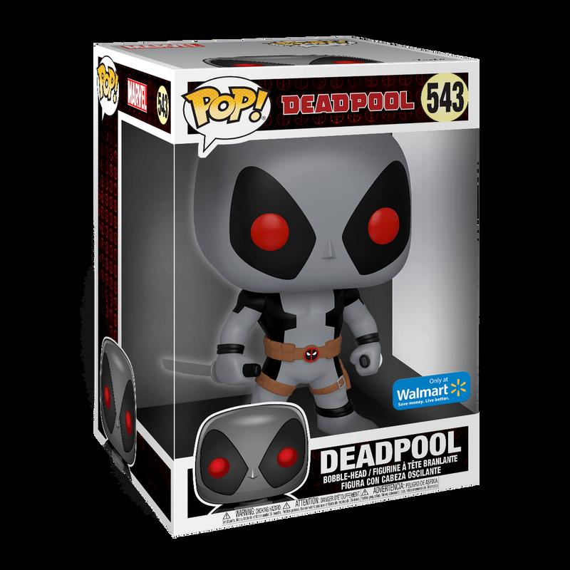 Deadpool (Grey) (10 inch)