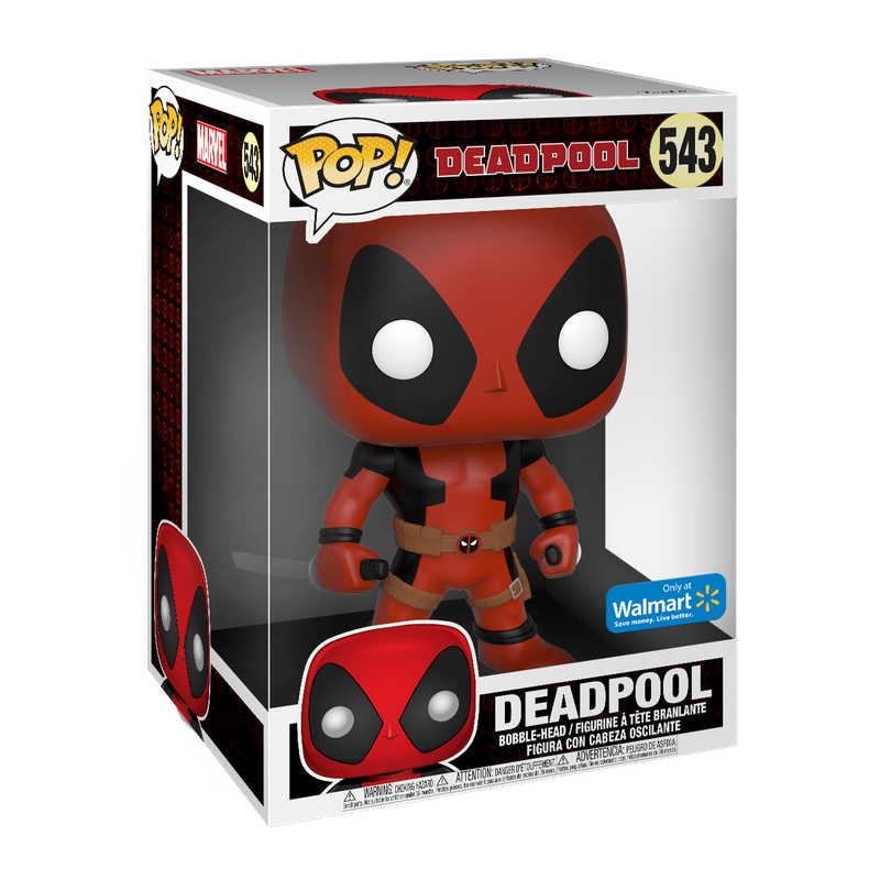 Deadpool (Red) (10 inch)