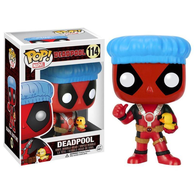 Deadpool (Movie) (Bath Time)