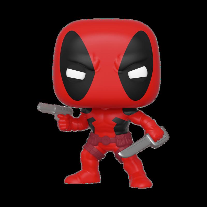 Deadpool (First Appearance)