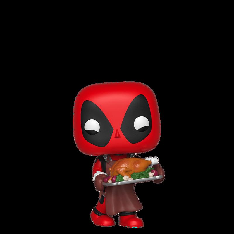 Deadpool (Holiday Turkey)