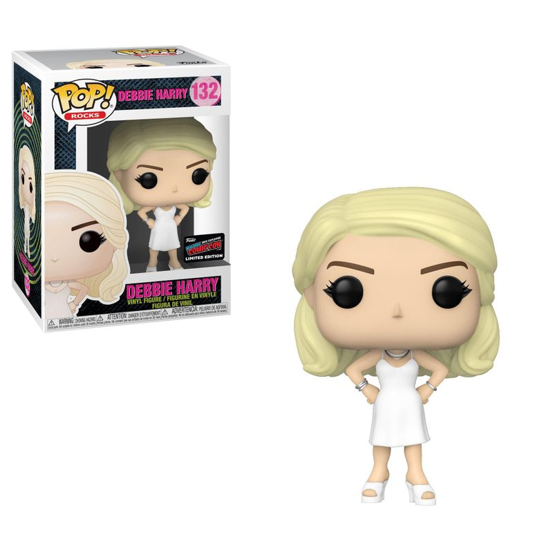 Debbie Harry [NYCC]