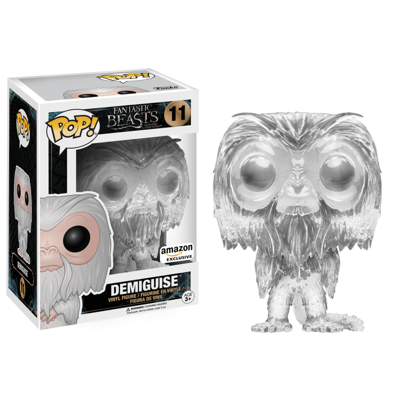 Demiguise (Invisible)