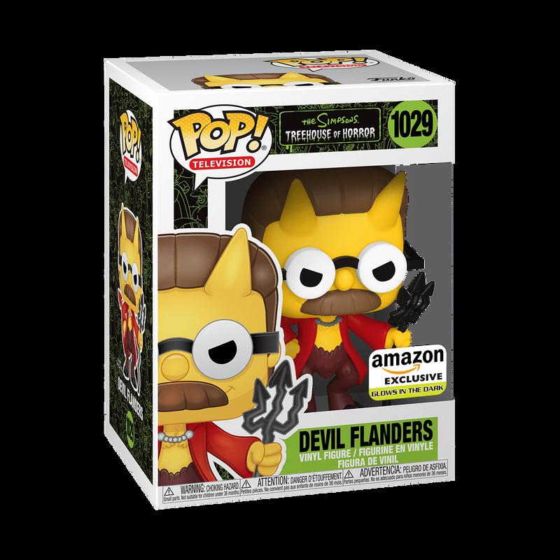 Devil Flanders (Glows in the Dark)