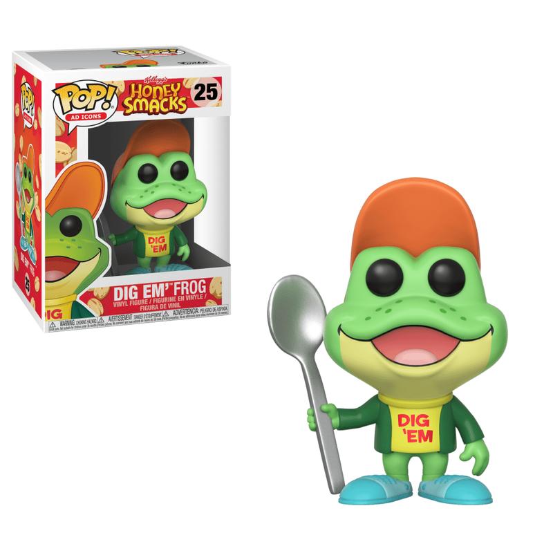 Dig Em' Frog