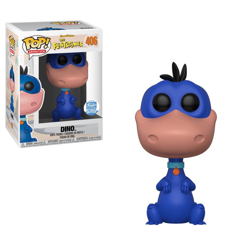 Dino (Blue)