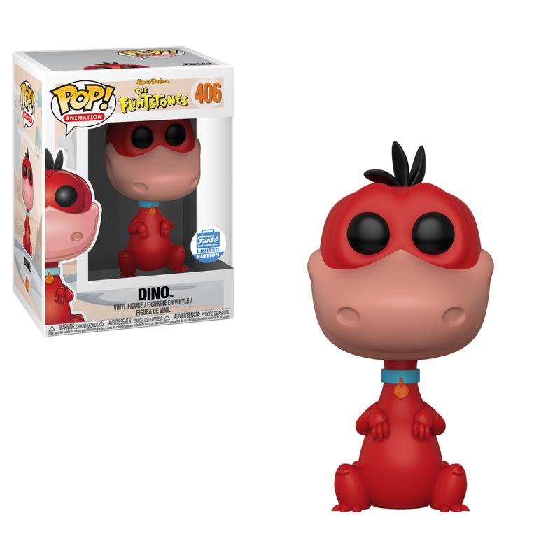 Dino (Red)