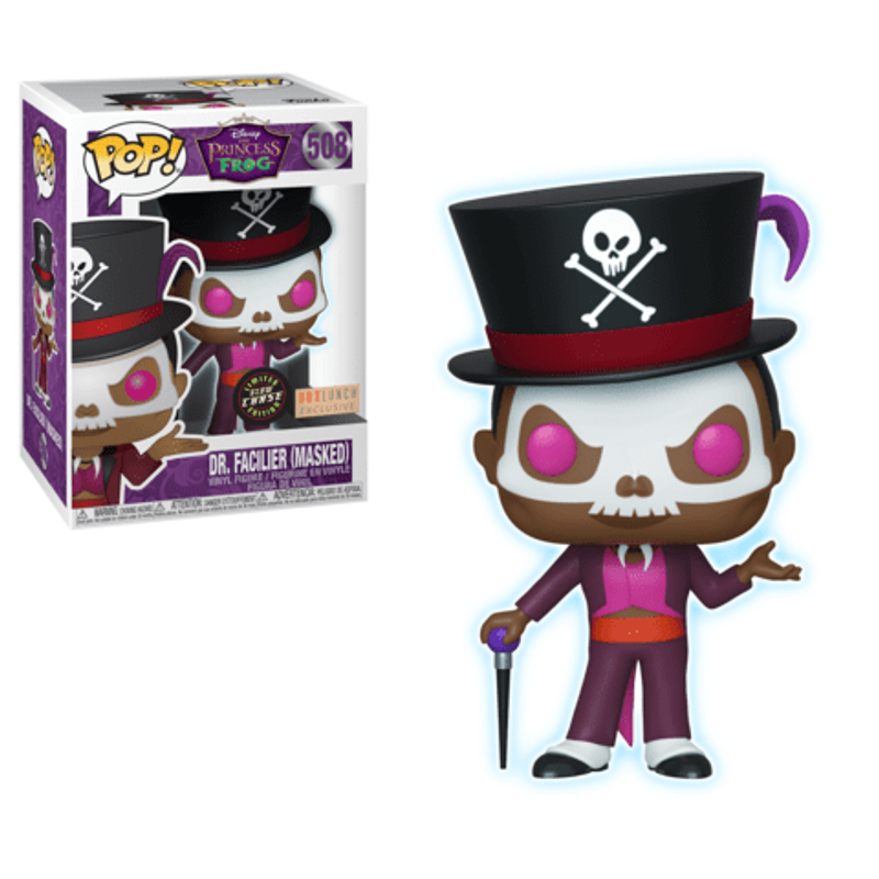 Dr. Facilier (Masked) (Glow in the Dark)